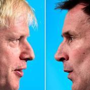 Boris Johnson et Jeremy Hunt condamnent les propos de Donald Trump