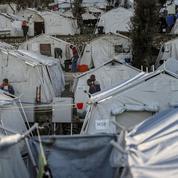 Grèce: à Lesbos, les migrants ont supplanté les touristes