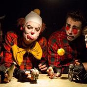 Alba-la-Romaine, le terrain de jeu des clowns