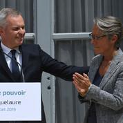 «Nous nous retrouverons»: les adieux de François de Rugy au ministère de l'Écologie