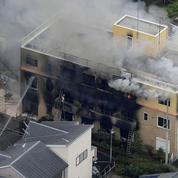 Déjà 1,3 million de dollars de dons pour Kyoto Animation, le studio incendié au Japon