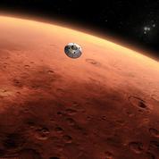 Conquête spatiale: pourquoi Mars reste hors de portée