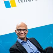 Microsoft est au mieux de sa forme