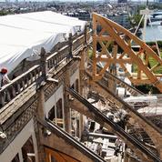 Notre-Dame: nos photos exclusives du chantier du siècle