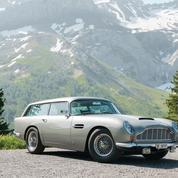 Aston Martin DB5 Shooting Brake, la GT des familles
