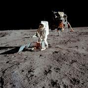 Partie de golf, expédition en jeep: les activités insolites réalisées sur la Lune