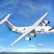 Airbus et Rolls Royce testeront un jet régional hybride en 2021