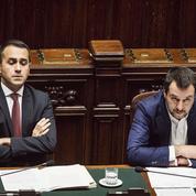 En Italie, la coalition entre la Ligue et le M5S ne tient plus qu'à un fil