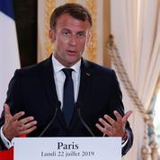 Tribune anti-Ceta: Emmanuel Macron répond sèchement à Nicolas Hulot