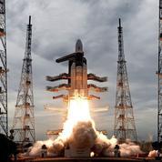 L'Inde met le cap sur la Lune