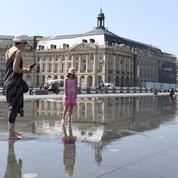 Canicule: 73 départements en alerte orange, record de température à Bordeaux