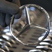 Automobile: les chinois en force dans Daimler