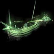 Une épave intacte de l'époque de Christophe Colomb découverte au large de Stockholm