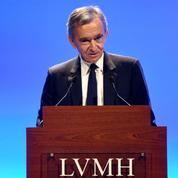 Vuitton et Dior, moteurs de la belle croissance de LVMH