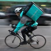 Deliveroo sanctionnée en Espagne pour ses «riders» non salariés