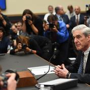 Robert Mueller: «Nous ne dirons pas si le président Trump a commis un délit»