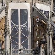 Notre-Dame: la canicule fait craindre de nouveaux effondrements de la voûte