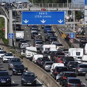 Circulation: un samedi rouge dans le sens des départs sur toute la France