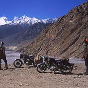 À l'assaut de l'Himalaya en Royal Enfield