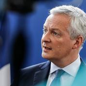 Taxe Gafa, vin français: Bruno Le Maire répond à Donald Trump