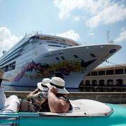 Le blues de La Havane après le départ des derniers paquebots américains