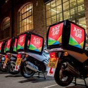 Just Eat s'offre à Takeaway.com pour contrer Uber et Amazon