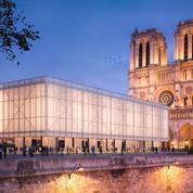 Notre-Dame de Paris: un projet de «cathédrale éphémère» en attendant la reconstruction