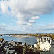 Montsoreau, le village fantasmé d'Alexandre Dumas