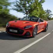 Aston Martin DBS Volante, une diva pour fendre l'air