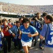 Diego Maradona, le démon du football