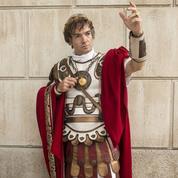 Jonathan Lambert (Péplum ): «Se déguiser en César est jouissif !»