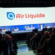 Air liquide imperméable au ralentissement économique