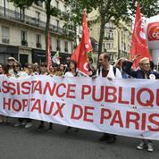 Grève aux urgences: plus de 200 services mobilisés dans toute la France