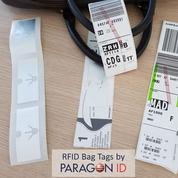 Air France mise sur des étiquettes intelligentes pour tracer les bagages