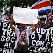 Au Costa Rica, le ras-le-bol monte à l'égard des réfugiés nicaraguayens