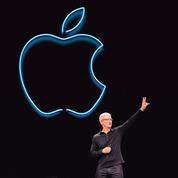 Apple récolte les fruits de sa stratégie de diversification