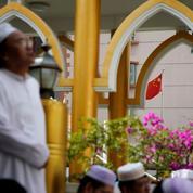 Pékin ordonne le retrait de symboles musulmans de plusieurs restaurants halal