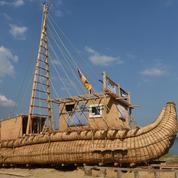 Les Égyptiens ont-ils traversé la Méditerranée à bord de navires en papyrus?