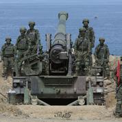 Taïwan: l'armée sur le pied de guerre face à l'hypothèse d'une invasion