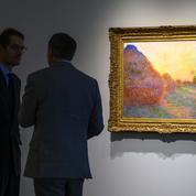Le marché de l'art manque de grosses pièces à vendre