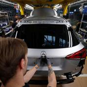 Les constructeurs automobiles allemands calent