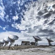 Les radiotélescopes monumentaux du plateau de Bure se multiplient
