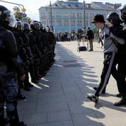 À Moscou, l'opposition écrasée par les autorités
