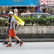 À Hongkong, la contestation passe désormais par la grève générale