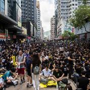 Hongkong paralysé par la grève générale