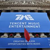 Tencent, leader d'une atypique industrie chinoise de la musique en ligne