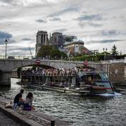 Plomb autour de Notre-Dame: «Les risques dépendent du temps d'exposition»