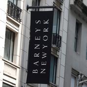 États-Unis: les grands magasins de luxe Barneys en faillite