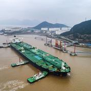 Pétrole: la Chine contourne l'embargo sur l'Iran