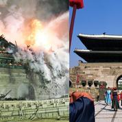 Corée du Sud: la renaissance de Sungnyemun, porte du «royaume ermite»